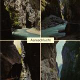Ilustrata imagini din Elvetia, Aarenschlucht