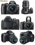 Nikon D60 - DSLR - kit complet, 10 Mpx, Kit (cu obiectiv), HD