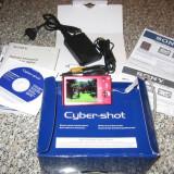Aparat foto digital Sony Cyber-shot DSC - w180, folosit de 2 ori, aproape nou - Aparate foto compacte