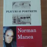 Plicuri si portrete - Norman Manea - Roman polirom, Polirom