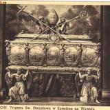 Ilustrata - Cracovia, racla Sf. Stanislav din catedrala Wawel