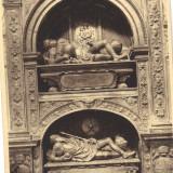 Ilustrata - Cracovia, sarcofag din catedrala Wawel