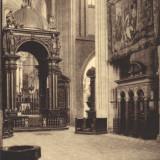 Ilustrata - Cracovia, imagine din catedrala Wawel