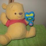 Winnie cu zornaitoare - Jucarie zornaitoare