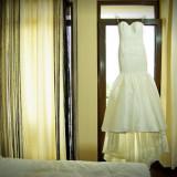 Vand rochie mireasa San Patrick colectia 2011, model carmen, rochia este in stare inpecabila, marimea 36 - Rochie de mireasa printesa