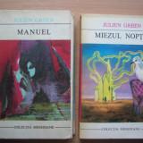 Julien Green MIEZUL NOPTII/MANUEL{2 volume}.R2 - Roman