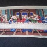 """Cina cea de taina"" 118x43cm - Tapiterie Goblen"