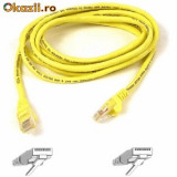 Cablu retea - UTP Patch Cord - LAN Ethernet Cable - Manufactured by Belkin UK
