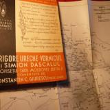 Letopisetul T.Moldovei - Gr.Ureche si S.Dascalul- 1939 - Istorie