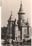 Carte postala-TIMISOARA-Catedrala Mitropoliei  Banatului, Circulata, Fotografie