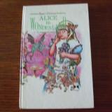 Lewis Carroll - Alice's Adventures in Wonderland and Through the looking-glass - Carte de calatorie