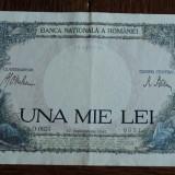 1000 lei 1941 septemvrie - Bancnota romaneasca