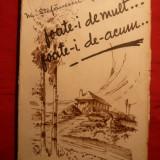 M.Stefanescu-Galati -Poate-i de Mult... -Prima Ed. 1937 - Carte Editie princeps