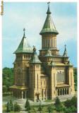 Carte posta-TIMISOARA-Catedrala Mitropoliei Banatului, Necirculata, Printata