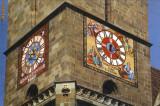 Ilustrata Brasov, Biserica Neagra, Ceasurile din turn