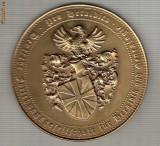 CIA 266 Medalie germana, heraldica interesata si frumoasa -dimensiuni circa 70 milimetri