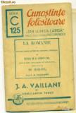 J.A.VAILLANT de CONSTANTIN TURCU, Alta editura