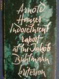 Indoielnicul raport al lui Jakob Buhman