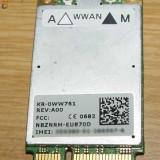 OCAZIE! WWAN adaptor 3G SIM pentru laptopuri! 7,2Mbps