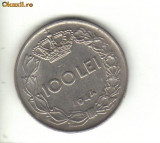 Bnk mnd romania 100 lei 1944
