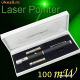 Laser Verde 3D ===Green laser Pointer=== 100 MW