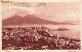 VEDERE  ITALIA NAPOLI PANORAMA.. 1927      - VED 632