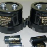 Condensatoare ELNA, NICHICON, Mundorf audio HI-FI, diverse - Amplificator audio