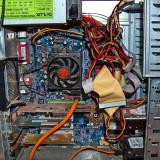 Pentrium 4 complet - Sisteme desktop cu monitor, Intel Pentium 4, 2 GB, 500-999 GB, Philips