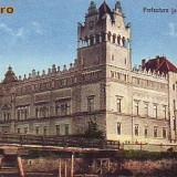 Ok-1001- Romania, Aiud, carte postala necirculata 1926: Prefectura Alba