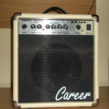 Amplificator instrument Acoustic Amplifier Career KA-15A - Amplificator audio
