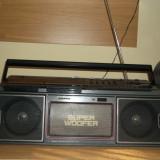 Radiocasetofon stereo Siemens RM 840, 0-40 W