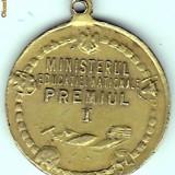 Regalitate, medalia M.S.Regele Calol II Al Romaniei -Premiul I - Medalii Romania
