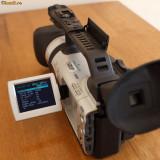 CANON GL2 - Camera Video Canon, 2-3 inch, Mini DV, CCD, 20-30x