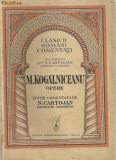 M.Kogalniceanu / OPERE - editie N.Cartojan, interbelica