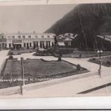 Z10393 Romania Piatra Neamt Squarul si Statuia Cogalniceanu