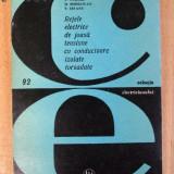 Retele electrice de joasa tensiune cu conductoare torsadate - v. Hangiu, F. Tudose - Carti Electronica