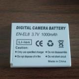 Acumulator EN-EL8 pentru Nikon Coolpix, 1000mAh