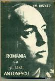 ROMANIA CU SI FARA ANTONESCU - GH.BUZATU, Alta editura