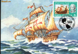 Maxima Nava Santa Maria, cu care Cristofor Columb a descoperit America