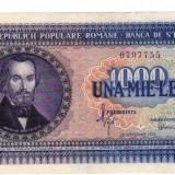 * Bancnota 1000 lei 1950 - Bancnota romaneasca
