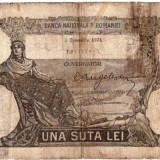 * Bancnota 100 lei 1931 - Bancnota romaneasca