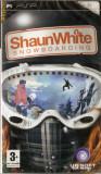JOC PSP SHAUN WHITE SNOWBOARDING SIGILAT ORIGINAL / STOC REAL / by DARK WADDER, Sporturi, 3+, Single player, Ubisoft