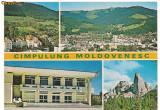 Carte postala-CIMPULUNG MOLDOVENESC