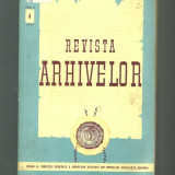 REVISTA ARHIVELOR - nr. 1 - 1967