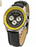 Ceas de lux Calvaneo 1583 Defcon Fiber CARBON Luxus Chronograph