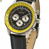 Ceas de lux Calvaneo 1583 Defcon Fiber CARBON Luxus Chronograph, Lux - elegant, Quartz