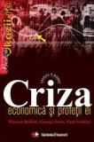 CRIZA ECONOMICA SI PROFETII EI WARREN BUFFETT, GEORGE SOROS, PAUL VOLCKER