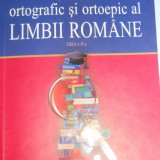 Ghid ortografic, ortoepic si limbii romane