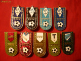 Set 9 Insigne Campion Fotbal URSS