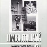 LIMBA ITALIANA - MANUAL CL a VI a LB.1 de ALICE-ILEANA TANASE ED. LOGOS - Manual scolar, Clasa 6, Limbi straine